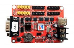 LISTEN A4L LED Sign Single/Double Colour Controller Card