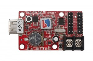 Listen A2C LED Sign Single/Double color controller card
