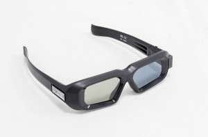 Linsn 3D Full HD Active Shutter 3D Glasses