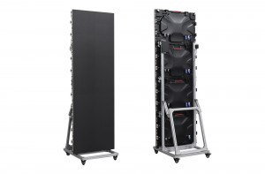 P2.5 Indoor Front Service Multi-functional Video Poster LED Screen Display