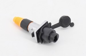 Outdoor LED Screen Signal Cable Plug&Socket