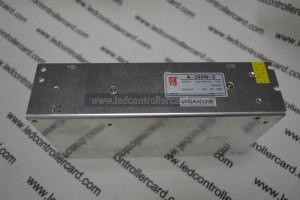 5V40A 200W (A-200W-5) LED Power Supply CE Aprroved