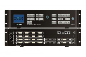 VDWall D6000 4K Multi-Window Mosaic LED Video Processor