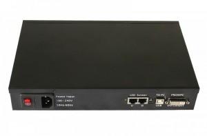 Linsn TS851 data transmit Box external form of TS801 data transmitting card