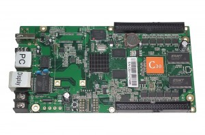 Huidu Wireless Fullcolor LED Display Controller Card HD-C30