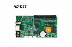 Huidu HD-D35 + Wifi Asynchronous Full color LED Display Control Card