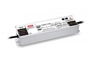 Meanwell HLG-150H-36A / HLG-150H-48A LED Lighting Driver Power Supply