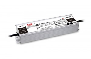 Meanwell HLG-240H-24A / HLG-240H-36A / HLG-240H-48A LED Lighting Driver Power Supply