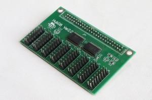 HUB08 LED Screen HUB Card