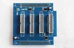 HUB122 LED HUB Card
