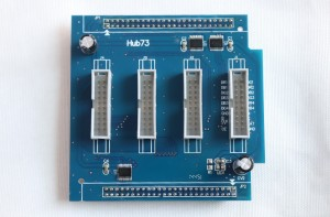 HUB73 LED Display HUB Card
