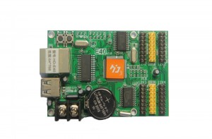 Huidu HD-E40 Seven Color LED Card