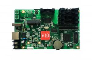 Huidu HD-V10 Vehicle LED Screen Full Color Control Card