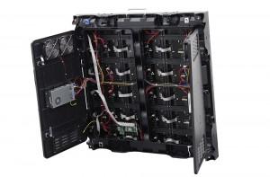 P10 Outdoor 1/4 Scan SMD Die-Cast Rental LED Display 960X960