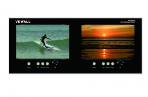 VDWall LBM808 LED Screen Broadcast Monitor