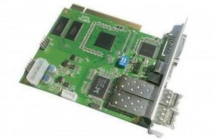 LINSN TS803 Fiber LED Controller Card