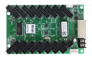 Novastar MRV366 Receiving Card with 16 HUB75 ports