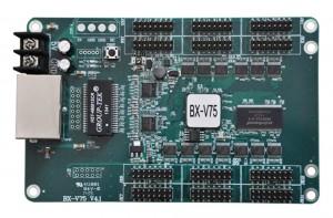 ONBON BX-V75 LED display synchronization system receiving card