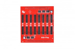 ONBON HUB-T74(BX-V/YQ) LED Display HUB Card