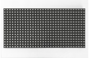 P10 Outdoor SMD3535 1/2 Duty LED Screen Module 320x160mm
