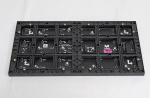 P3.076 320x160mm Indoor HD LED Video Screen Module