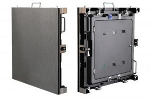 P3 Indoor Die-Cast Event Rental LED Screen Cabinet 576X576mm
