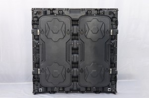P10 Outdoor DIP346 960x960mm Die-cast Fixed installation LED Panel For Sale