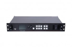 Sysolution S50 Easy to operate LED 2 In 1 Video Processor