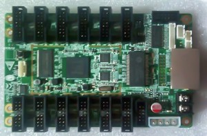 LINSN RV908H LED Reception Card with On-board Monitoring Function