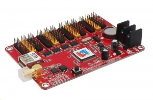 LISTEN W8WiFi LED Single/double Colour LED Display Wireless Control Card