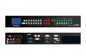VDwall LVP606A HD LED Video Processor with 4 VGA Inputs