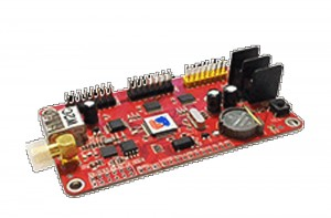 LISTEN W2C Single/Double Wireless LED Display Control Card