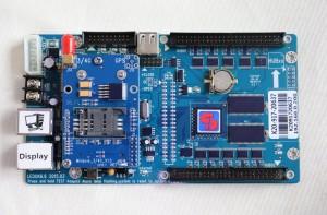 XIXUN K20 Asynchronous Cascading LED Sender Card