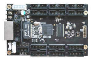 ZDEC V82RV08 Receiving Card with HUB75 Ports