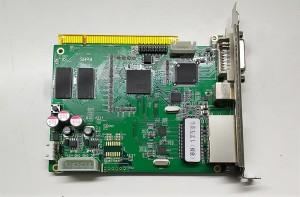 ZDEC ZQ-V8-TS01 Full Color Transmitting LED Card