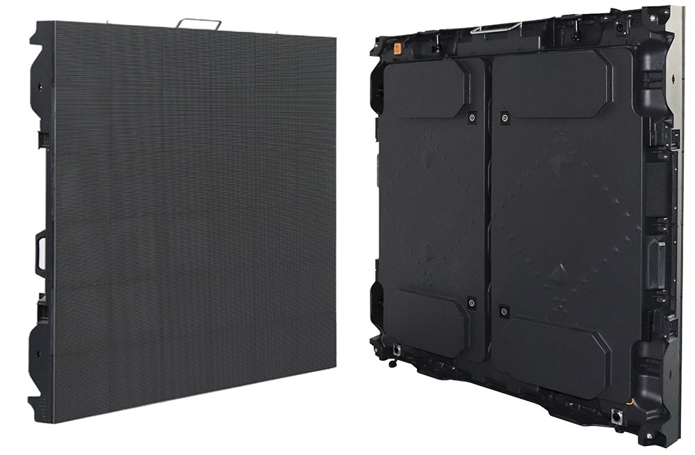 P6.67 Stadium Perimeter LED Screen Panel 960X960 Die-cast Aluminum Cabinet