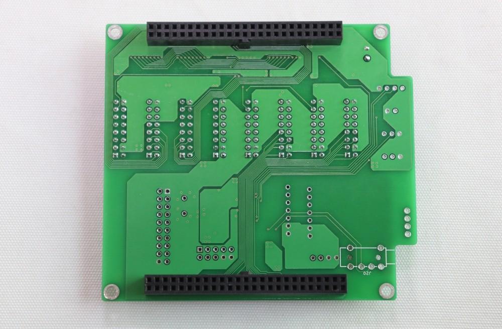HUB75E LED Wall HUB Card