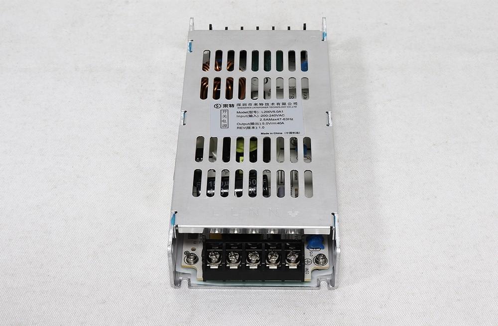 LaitePower L200V5.0A1 LED Power Supply 5V