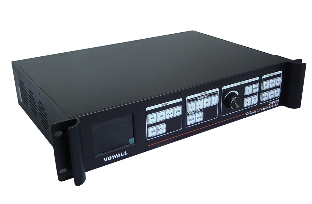 VDWall LVP609 4K/2K 60HZ LED HD Video Processor