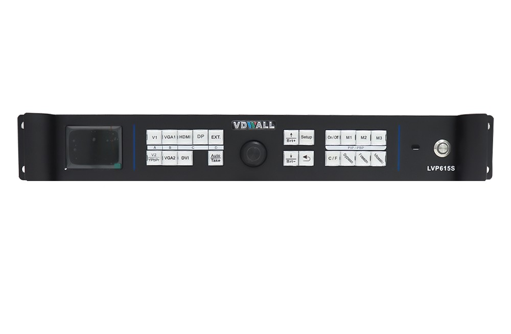 Videowall LVP615S HD Video Processor for super large pixel LED Display
