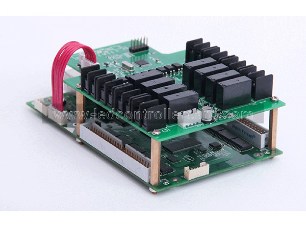 Mooncell Power Supply Control Card PC10