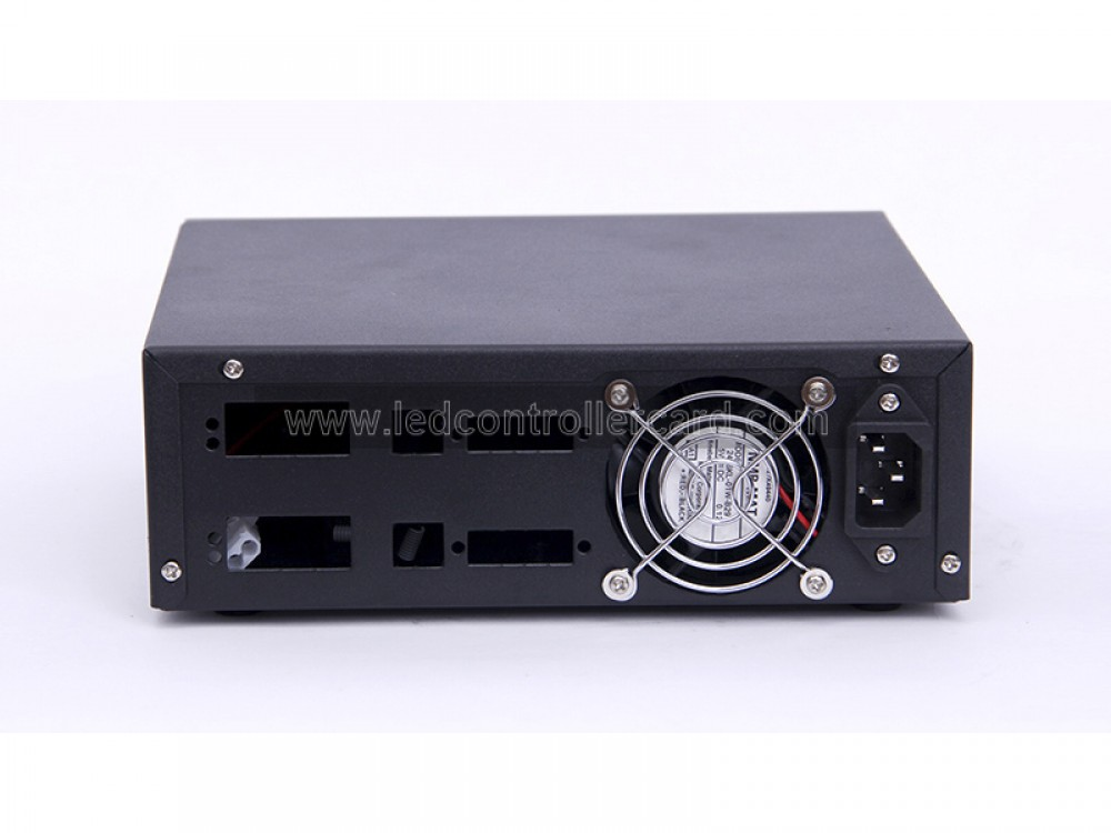 Mooncell LED Display Transmitter Sending Box Can Embed 2 Sending Card