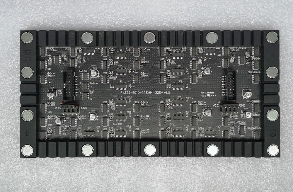 P1.875 Indoor 240x120mm Soft Flexible LED Screen Module
