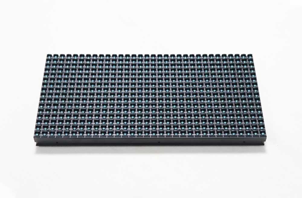 Outdoor Blue DIP P10 Single Color LED Module