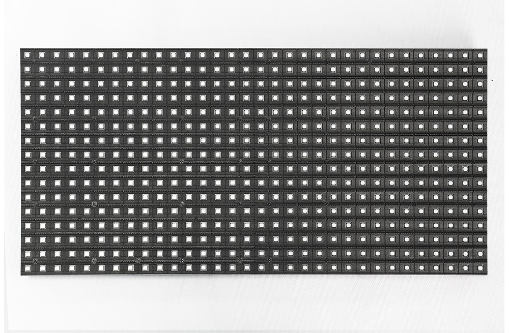 P10 Outdoor SMD3535 1/2 Duty LED Screen Module 32x16 dot