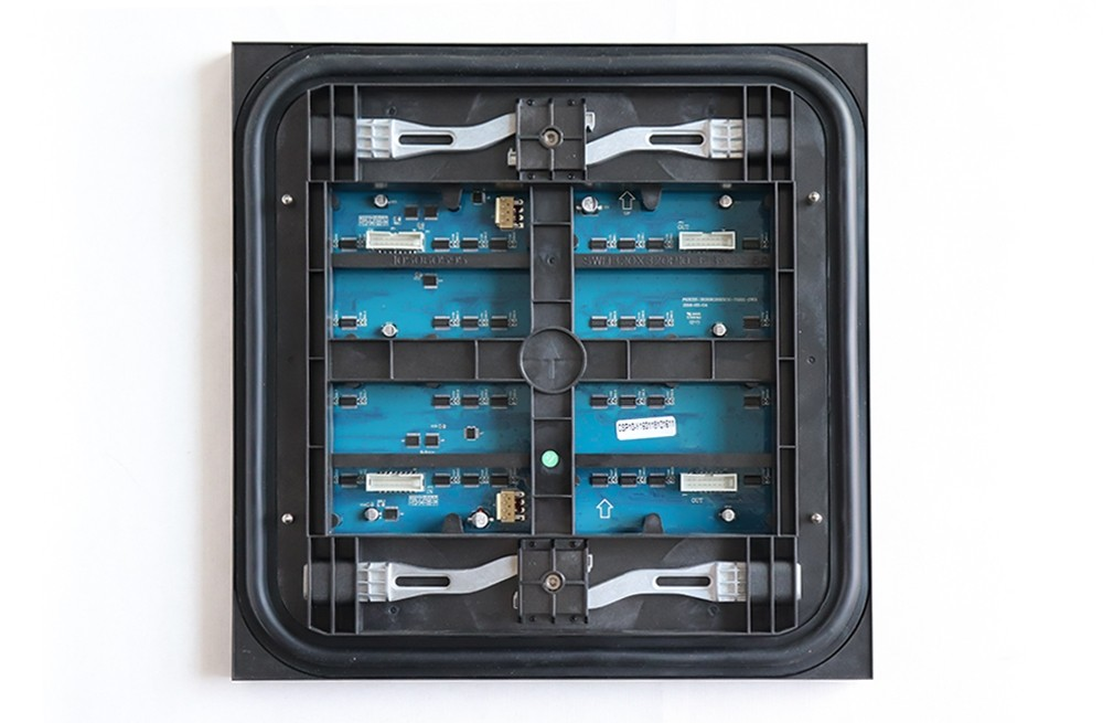 P10 Dual Maintenance LED Module Outdoor DIP 1R1G1B 320x320mm