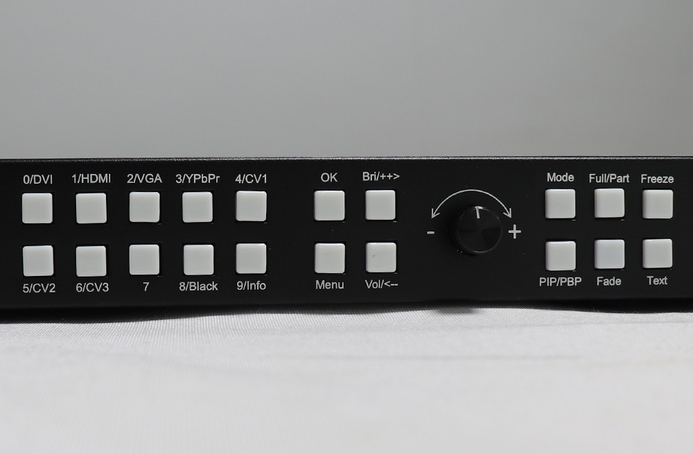 Ruijiang VP01H Multi-Screen Stitching LED Wall Video Processor