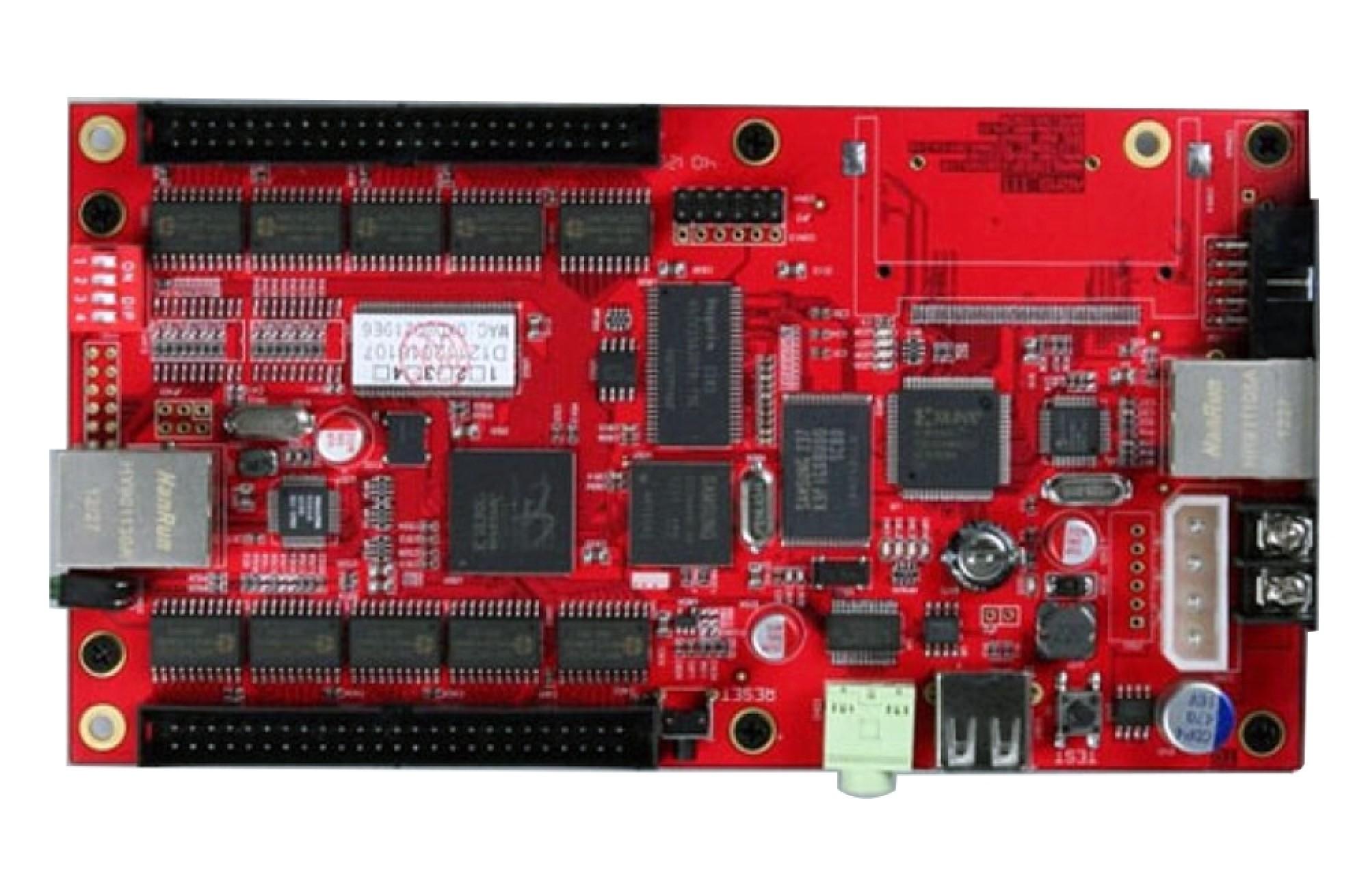 DBStar DBS-ASY09C Asynchronous LED Display Control Module
