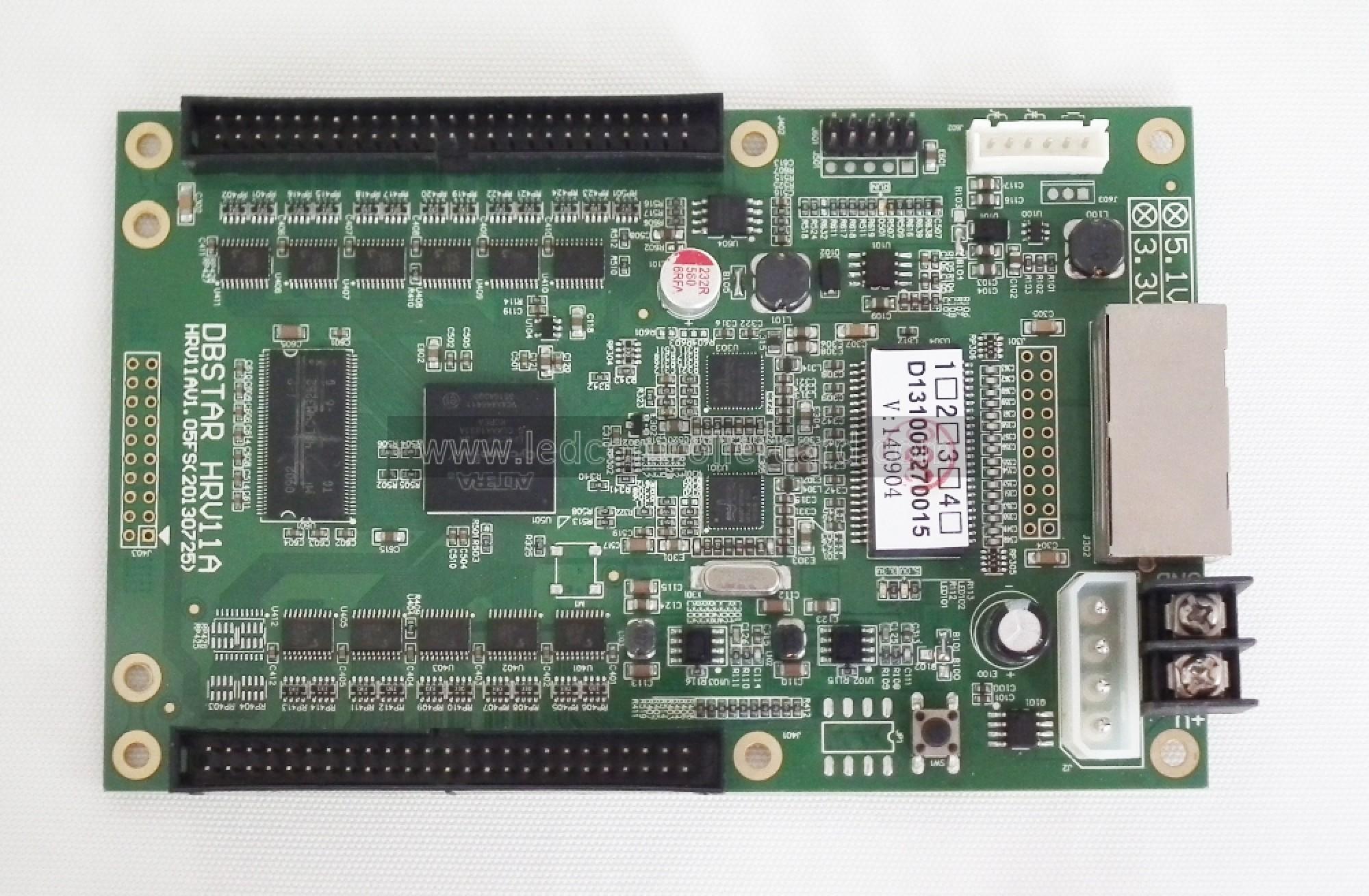 DBStar DBS-HRV11A LED Panel Receiver Card