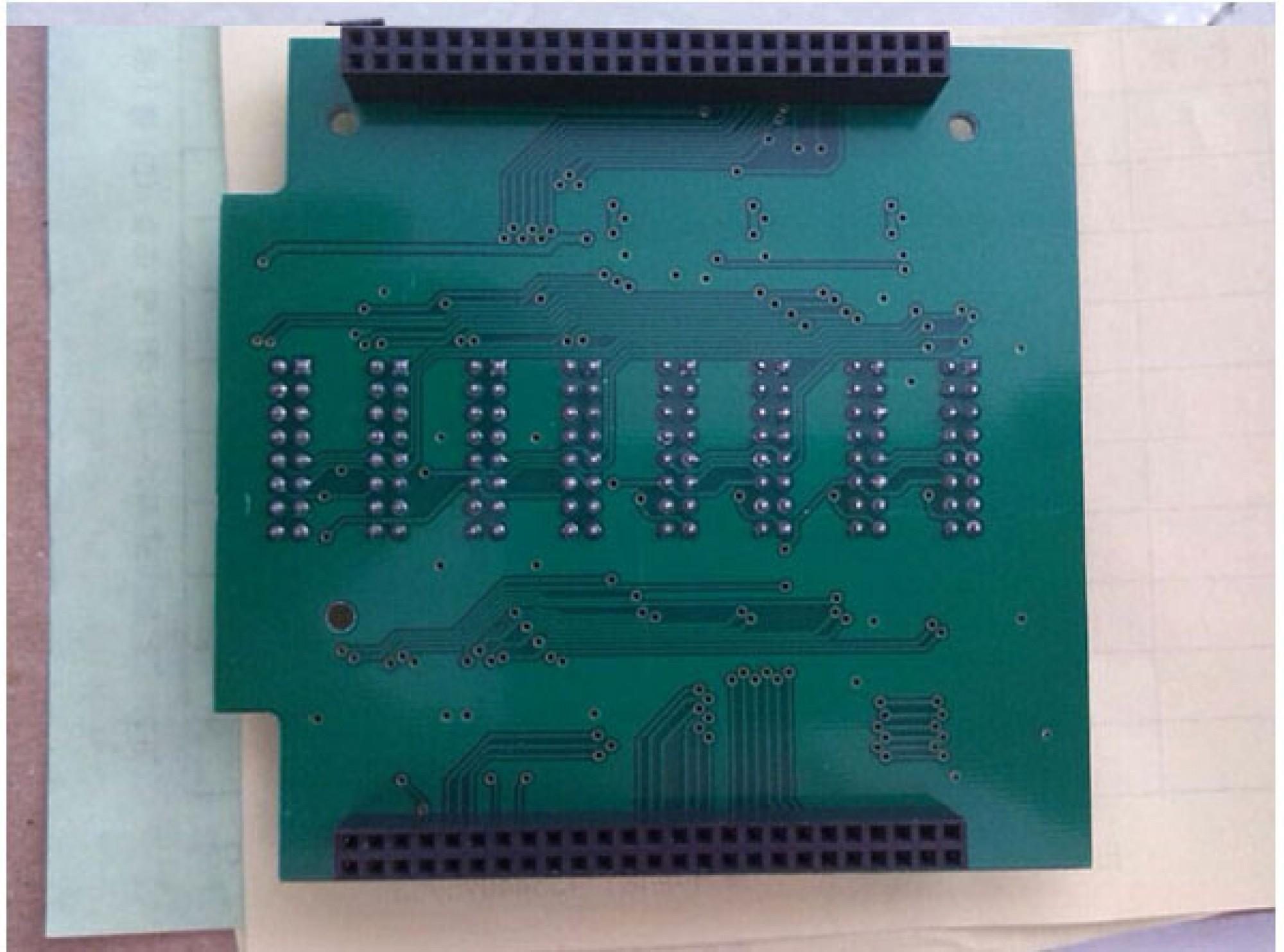 HUB75B LED Wall HUB Card